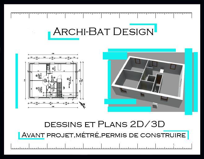 dessinateur b timent r novation extension. Black Bedroom Furniture Sets. Home Design Ideas